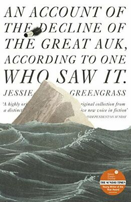 £5.49 • Buy An Account Of The Decline Of The Great Auk, According T... By Greengrass, Jessie