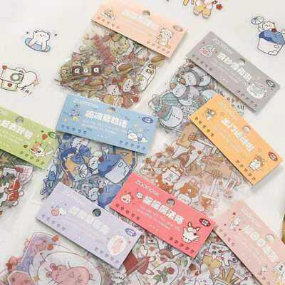 AU2.39 • Buy SALE!! Paper Stickers Decors Stationery Bullet Journal Japanese Style Gift Book