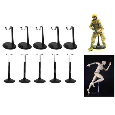$36.89 • Buy 10x 1/6 Doll Display Stand For 12inch Hot Toys Enterbay BBI Action Figures