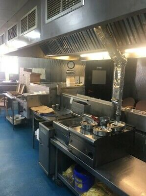NEW Takeaway Pizza Shop Equipment For Sale In Goole - Ovens, Fridges, Freezers  • 15,000£