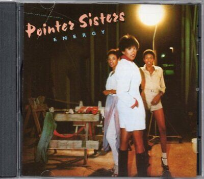 £33.91 • Buy Pointer Sisters - Energy - Pointer Sisters CD K3VG The Cheap Fast Free Post The