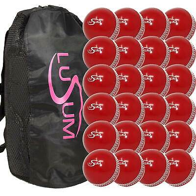 £89.99 • Buy Lusum Incrediball Cricket Training Balls 24 Pack Available In Senior And Youth