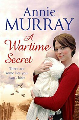 A Wartime Secret By Murray  Annie Book The Fast Free Shipping • 9.35£