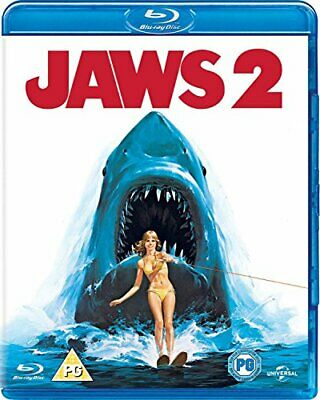 Jaws 2 [Blu-ray] [1978] - DVD  U4VG The Cheap Fast Free Post • 8.63£