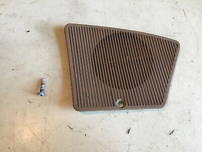 $35 • Buy 79-81 FIREBIRD TRANS AM Front Speaker Grill Grille Dash 10010648 RH Right Pass
