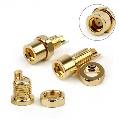 $1.49 • Buy 1× MMCX Female Solder Wire Connector PCB Mount Pin IE800 DIY Audio Plug Adapter