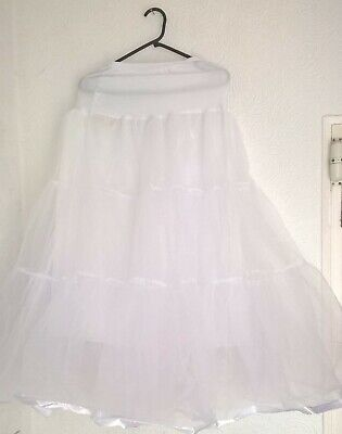 Grace Karin, Net Wedding Underskirt, Medium, Never Worn, 36inches In Length • 20£