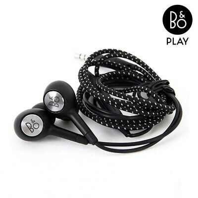 £32.99 • Buy B&O PLAY By Bang & Olufsen And LG In-Ear Headphones - Black With Black&White UK