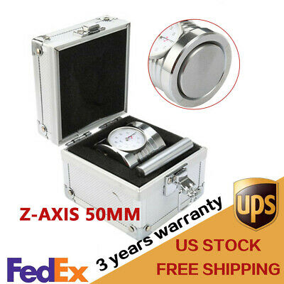 $54.05 • Buy 2 Inch 50MM Z Axis Tool Dial Zero Pre-Setter CNC Gage Mechanical Determinator