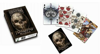 £5.49 • Buy 1 Bicycle Alchemy Ll Gothic England Standard Poker Playing Cards Deck UK Seller