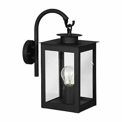 Outdoor Wall Lantern Outside Coach Light Vintage Traditional Antique Style Hang • 11.95£