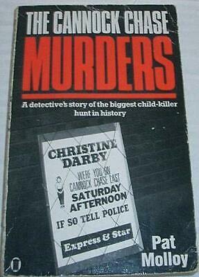 The Cannock Chase Murders By Molloy, Pat Paperback Book The Cheap Fast Free Post • 19.99£