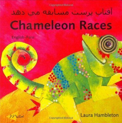 Chameleon Races (english-turkish) Board Book Book The Cheap Fast Free Post • 7.49£