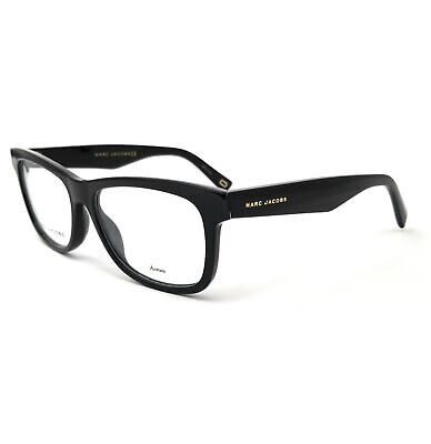 $37.96 • Buy MARC JACOBS Eyeglasses MARC 235 807 Black Unisex 53x16x145