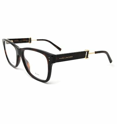 $44.96 • Buy MARC JACOBS Eyeglasses MARC 132 ZY1 Havana Medium Unisex 53x17x140