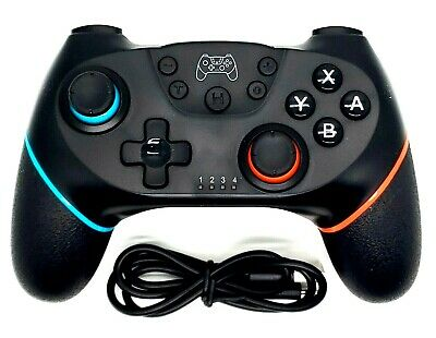 Pro Controller For Nintendo Switch Wireless Gamepad Joypad Console 2019 NEW • 22.99$