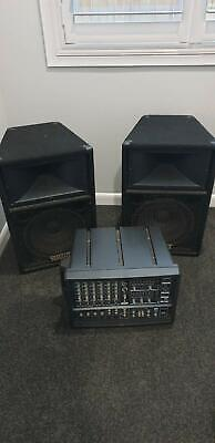 AU2650 • Buy Audio Equipment, Speakers, Powered Amps, Mixers,cables Yamaha Alto