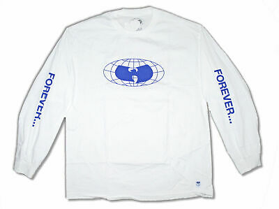 $ CDN33.96 • Buy Wu-Tang Clan Forever Wu Wear White Long Sleeve T Shirt Official