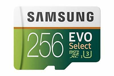 256GB MicroSD EVO Select Memory Card W/ Adapter For Samsung Galaxy Note 8 S8 S9 • 35.81$