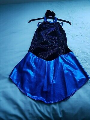 Ice Skating Competition Dance Dress Pre-owned • 25£