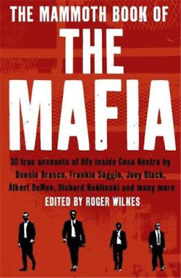 TheMammoth Book Of The Mafia By Cawthorne, Nigel ( Author ) ON Jun-25-2009, Pape • 2.99£