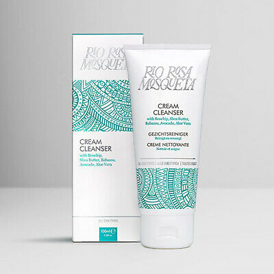 Rio Rosa Mosqueta Cream Cleanser With Free Face Cleansing Cloth • 8.95£