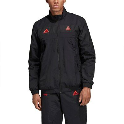 $ CDN96.31 • Buy Adidas Men Soccer Tango Training Downtime Jacket. Colour Black. New