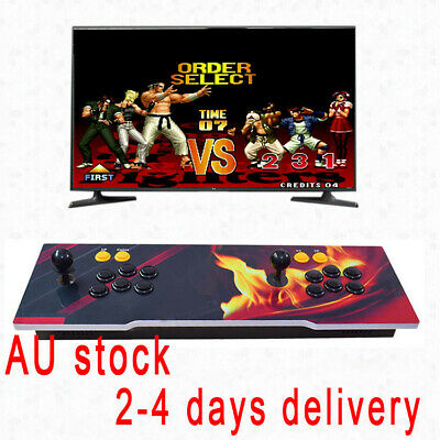 AU179.99 • Buy 2700 In 1 Pandora's Box 9D Retro Video Arcade Game Console For TV PC PS3 KOF