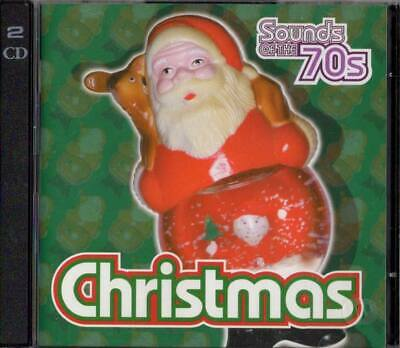 Various MINT 2x CD Sounds Of The 70s CHRISTMAS Time Life TL XXD/05/SNC • 32.99£