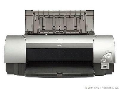 View Details Canon I9900 Digital Photo Inkjet Printer Siver And Black • 77.00$