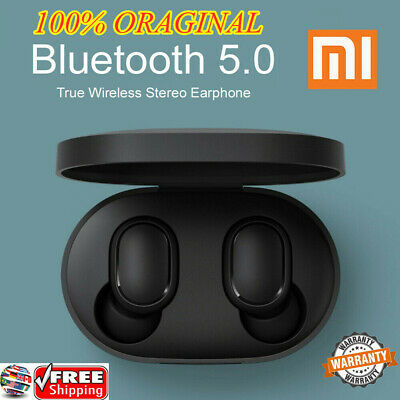 $14.98 • Buy Xiaomi Redmi AirDots Bluetooth 5.0 Wireless TWS Earphone Active Earbuds Headset@