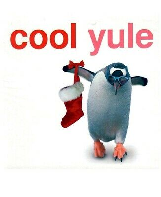 £2.09 • Buy Crazy Critters - Cool Yule - Funny Christmas Card