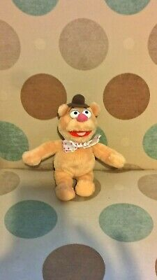 £3.50 • Buy 9 Inch Tall Fozzie Bear Of The Muppet Show Soft Toy