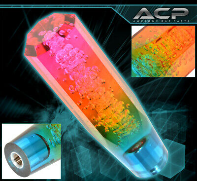 AU31.45 • Buy For Vw 6  8X1.25mm Long Extended Dildo Bubble Style Shift Knob Car Multi-Colored