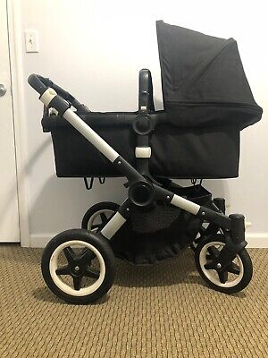 $700 • Buy Bugaboo Buffalo Stroller And Bassinet With Lots Of Accessories (Limited Edition)