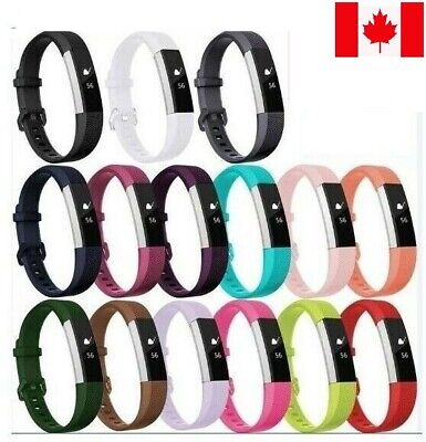 $ CDN6.99 • Buy For Fitbit Alta HR Ace Silicone Bands Wristband Watch Strap Replacement Band CA
