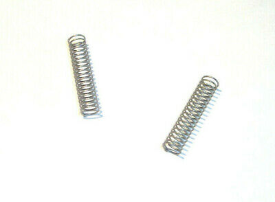 Hornby Dublo/Wrenn New Re-production Up-right Motor Brush Springs.(2 Per Pk) • 3£