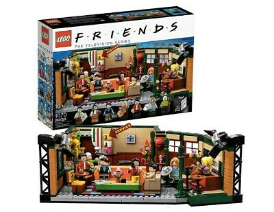 LEGO Ideas 21319 TV Series FRIENDS Central Perk - Brand New In Hand Sold Out • 120$