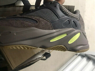 $ CDN502.06 • Buy Adidas Yeezy 700 Boost- Mauve Size  8 -new In Box Ee9614, Leather,suede,mesh