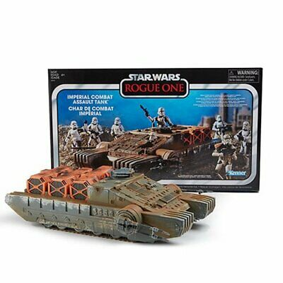 $ CDN66.49 • Buy Star Wars The Vintage Collection Imperial Combat Assault Hovertank Vehicle NEW