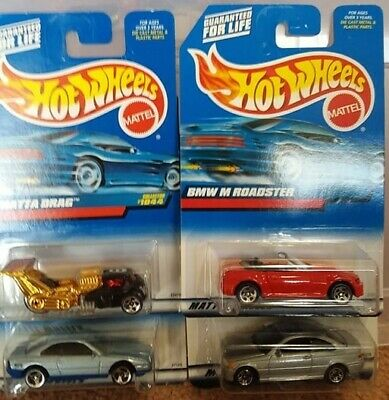 Hot Wheels/Matchbox - BMW Lot Of 4 - Factory Sealed - 1/64th Scale • 1.30$