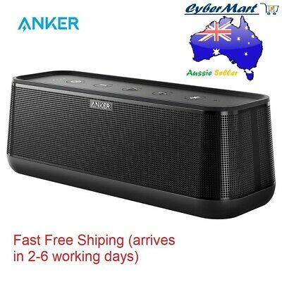 AU250 • Buy Anker SoundCore Pro+ 25W Premium Portable IPX4 Bluetooth Speaker Black