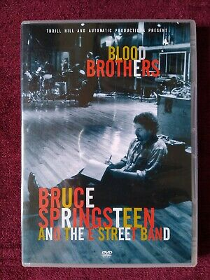 Bruce Springsteen And The E Street Band Blood Brothers DVD • 2.99£