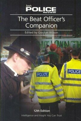 Beat Officer's Companion 2006/2007 (Janes Police Handbooks) Paperback Book The • 23.99£