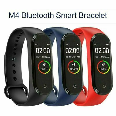 $9.89 • Buy FOR Xiaomi Mi Band 4 M OLED BT 5.0 Global Languages US Fast Shiping ! M8X0