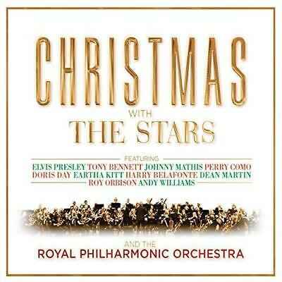 Christmas With The Stars & The Royal Philharmonic Orchestra - Various (NEW CD) • 12.55£