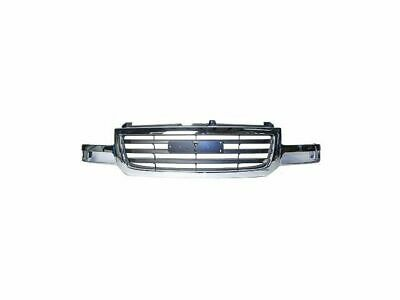 $147.97 • Buy For 2002-2007 GMC Sierra 1500 Grille Assembly 99855ZD 2004 2006 2005 2003