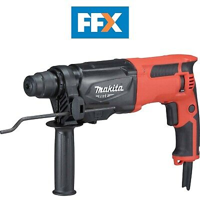 View Details Makita Rotary Hammer Drill 240V SDS + 3 Modes Variable Speed Torque Limiter MT  • 64.95£
