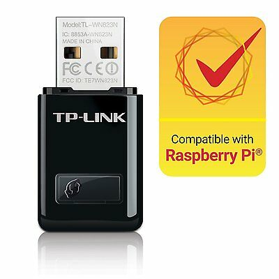 AU21.34 • Buy TP-Link TL-WN823N 300Mbps Wireless Mini USB Adapter One-Button Setup High Speed