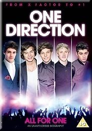 £3.39 • Buy One Direction - All For One [DVD], Very Good DVD, Big Time Rush,The Wanted,Westl